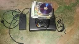 Xbox 360 Destravado + Hd 120gb