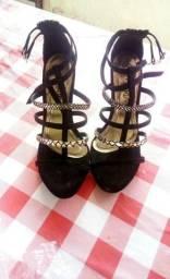Sapatos seminovos ja usados