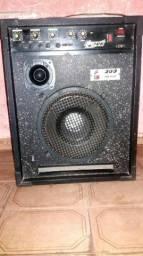 Caixa Amplificadora de Som