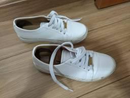 Sapato feminino infantil