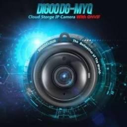 Câmera de monitoramento Digoo Dg-myq 2.1mm Lens 720 P Wifi Visão Noturna