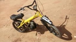 Motocicleta dois tempoo - 2018
