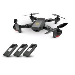 RC DRONE Visuo XS809HW 3x Bateria