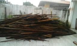 Madeiras para forno à lenha