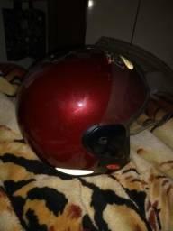 Vendo capacete Bieffe city tour vinho 56
