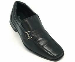Sapato Social de Couro Preto