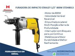 Furadeira de Impacto Stanley 1/2 800W SDTh8013