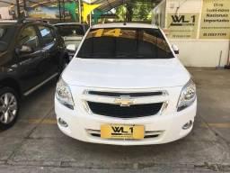 Chevrolet Cobalt LT 1.8 2014 Muito Novo! Financio sem entrada!!! - 2014