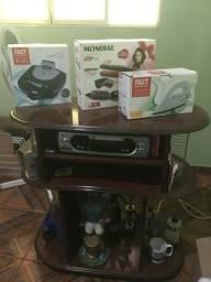 Vendo kit raque e objetos