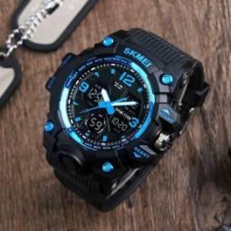 Relógio Skmei Original Modelo 1155 Prova D'água + Dazheng Promoção