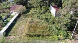 Terreno à venda, 375 m² por r$ 78.000,00 - brandalize - itapoá/sc