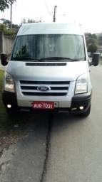 Van forde transit 2.4 em ótimo estado 5 mil abaixo da fipe - 2011