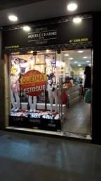 Loja de lingerie com bom faturamento e bem estocada !!!