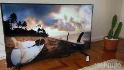 Smart tv led 4k samsung 55NU7100 12x s/juros