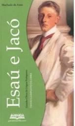 Esaú E Jacó Autor Machado De Assis - livro novo