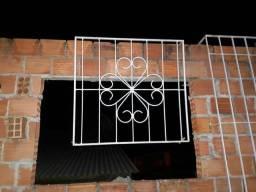 Grade de Ferro p/ janelas pequenas