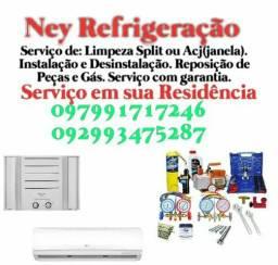 Serviços de manutenção de Ar-condicionado em Geral