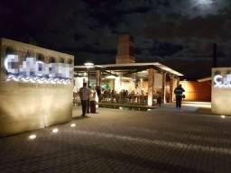 Restaurante Container 10m² em centro gastronômico no Bacacheri Ref PT0290