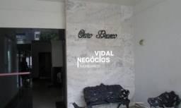 Apartamento no Ed. Ouro Branco, com 3 dormitórios à venda, 100 m² por R$ 395.000 - Cremaçã