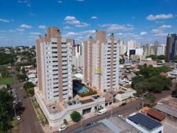 Apartamento com 3 dormitórios para alugar, 77 m² por R$ 1.650,00/mês - Centro - Cascavel/P