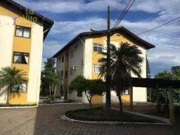 Apartamento com 3 dormitórios para alugar, 70 m² por R$ 680,00/mês - Velha - Blumenau/SC