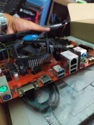 Kit i3 7100 7 geração 4gb