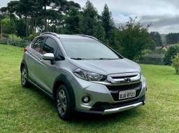 Honda WRV Ex 2019, única dona, baixíssima KM, IPVA 2020 quitado, ar digital e multimídia - 2019