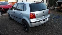 Título do anúncio: Para-choque traseiro VW Polo 1.6 2004 Original