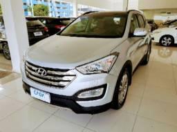 Hyundai Santa fé 3.3 Mpfi 4x4 7 Lugares v6 270cv - 2014