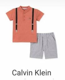 Conjunto Calven Klein última peça