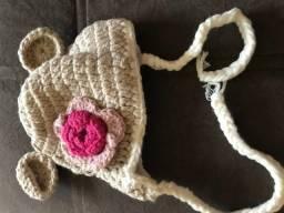 Toucas Em Crochê Para Bebês
