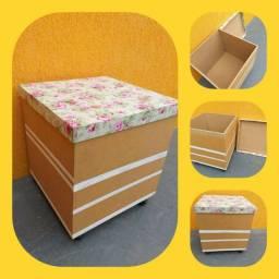 Caixa decorativo