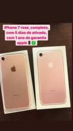 iPhone 7 com 5 dia de ativado