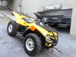 Quadriciclo outlander max xt 650 4x4
