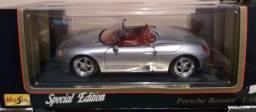 Porsche boxter 1/18 Maisto edição especial