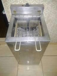 Fritadeira elétria água e óleo 18 litros