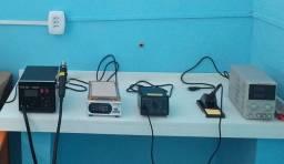 Vendo aparelhos para assistência técnica de celulares