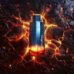 Lançamento Malbec Flame Desodorante Colônia 100ml