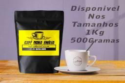 Café grãos selecionados moído e em grãos