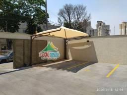 Cobertura para estacionamento e garagem