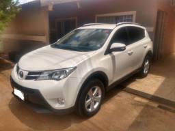 RAV4 SUV Toyota 13/13 estado de nova, aceito troca veiculo menor valor Corolla civic