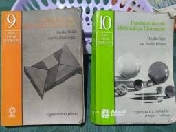 Livros para Vestibular e Faculdade de Engenharia
