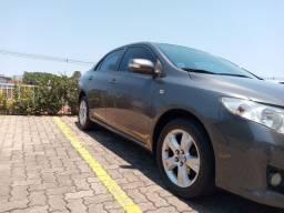Corolla xei 2010 automatico completo cinza