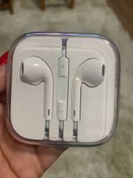 Vendo fone de ouvido original Apple