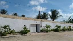 Casa grande na sabiaguaba