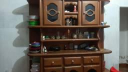 Armário de cozinha em madeira