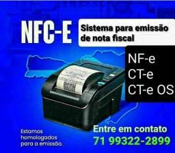 SISTEMA PARA EMISSÃO DE NOTA FISCAL P COMPUTADOR