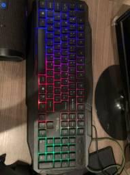 Vendo teclado gamer brigth