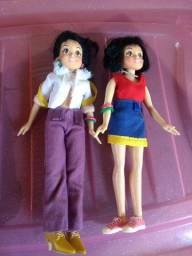 Bonecas turma da Monica jovem