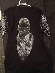 Camisa Hip Hop nunca usado
